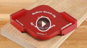 Woodpeckers Corner Radius Quick-Jig (Retired OneTIME Tool®)