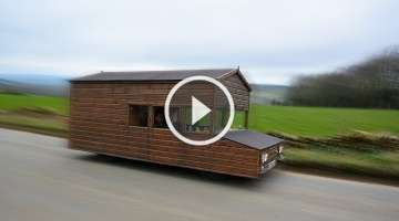 World's Fastest Shed Can Reach 88mph