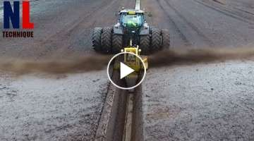 Cool and Powerful Agriculture Machines