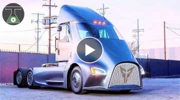 WORLD'S MOST AMAZING TRUCKS