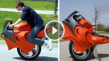 TOP 8 INSANE MOTORBIKES That Will Totally Impress You