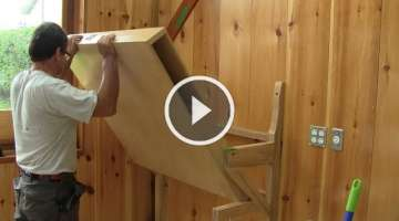 The Woodpecker Ep 99 - X Carve shelf