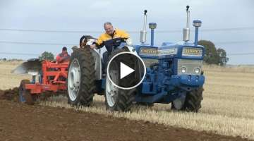 DOE TRACTORS - FORD TRACTOR CONVERSIONS WORKING