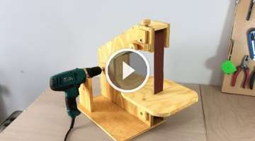 Making a Homemade Belt Sander