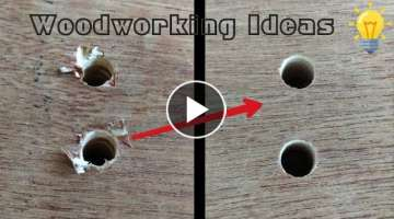3 New Woodworking Tricks/Tips #5