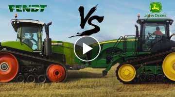Fendt vs John Deere