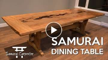 Building A Dining Table, Start To Finish!
