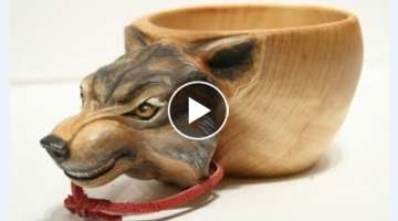 Amazing Products From Wood. Wood Carving Part 2