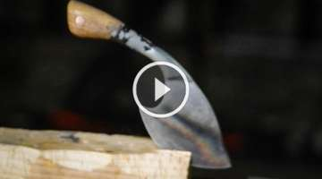 Mini Hatchet - Improvised Fail