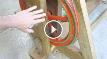 How To Build A Lathe