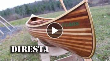 DiResta Canoe Build