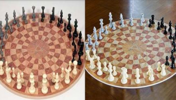 Three Player Chess is Just as Crazy As it Sounds
