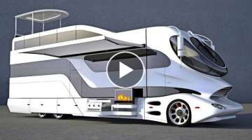 10 Most Luxurious RVs In The World