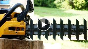 Chain Saw HACK 5