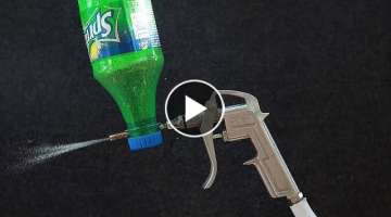 How to make Cheap Sand Blaster powered by drill machine