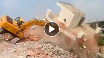 Wow! Amazing Incredible Excavator Truck Working Fails & Stuck