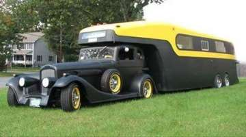 Amazing Custom Trailers